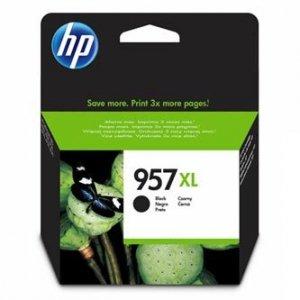 HP oryginalny wkład atramentowy / tusz L0R40AE, No.957XL, black, extra duża pojemność, HP pro Officejet Pro 8210, 8218, 8720, 8740 L0R40AE