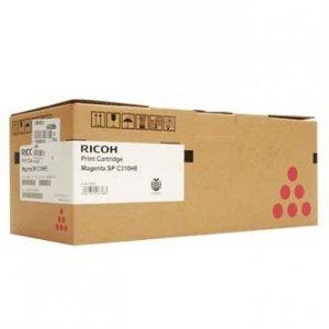 Ricoh oryginalny toner 406481. magenta. 6000s. Ricoh SP C310. C311. C312. SP C231. C232 406481