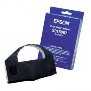 Epson oryginalna taśma do drukarki. C13SO15067. color. Epson DLQ 3000. 3000+. 3500 C13S015067