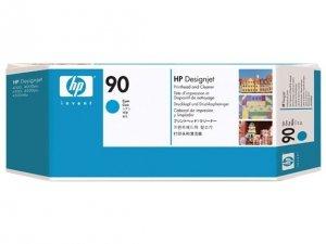 HP oryginalna głowica drukująca C5055A. No.90. cyan. 400ml. HP DesignJet 4000. 4000ps. 4500 C5055A