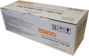 Utax oryginalny toner 652510010. black. 20000s. Utax CD C1725. C1730. TA DC C2725 652510010