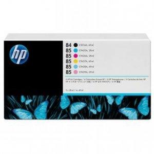 HP oryginalny wkład atramentowy / tusz C9452A. No.70. cyan. 130ml. HP Designjet Z3100. Z2100 C9452A