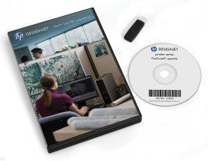 Rozszerzenie PostScript dla ploterów HP Designjet Z6200/Z6810/Z6610/ T7100/T7200 CQ745B