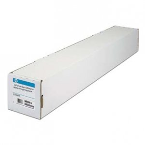 Papier do plotera HP 610/22.9/2-pack Everyday Adhesive Matte Polypropylene. 610mmx22.9m. 24. 2-pack. C0F18A. 120 g/m2. papier. matowy. biały. do dr C0F18A