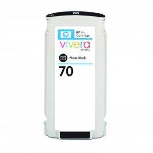 HP oryginalny wkład atramentowy / tusz C9449A. No.70. photo black. 130ml. HP Designjet Z3100. Z2100 C9449A