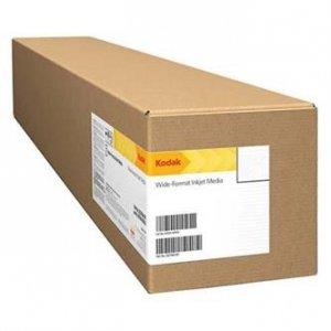 Papier do plotera Kodak 1524/30.5m/Rapid Dry Self-Adhesive Glossy Poly Poster. 1524mmx30.5m. 60. KRDSAGP60. 275 g/m2. folia (8 mil.). biała. do dru KRDSAGP60