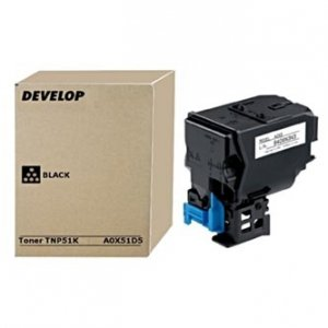 Develop oryginalny toner A0X51D5. black. 5000s. TNP51K. Develop Ineo +3110 A0X51D5