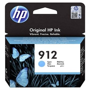 HP oryginalny ink 3YL77AE#301, HP 912, cyan, blistr, 315s, high capacity, HP Officejet 8012, 8013, 8014, 8015 Officejet Pro 802 3YL77AE#301