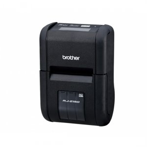 Brother Drukarka etykiet RJ2150Z1/Mobile label/receipt printer RJ2150Z1