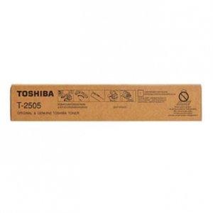 Toshiba oryginalny toner T2505. 6AJ00000156. black. Toshiba ESTUDIO 2505H 6AG00005084