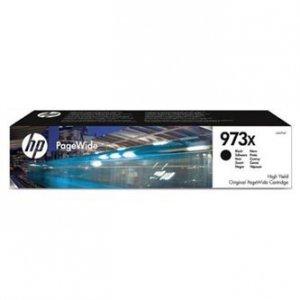 HP oryginalny wkład atramentowy / tusz L0S07AE. No.973X. black. 10000s. PW Managed MFP P57750dw. P55250dw.PW Pro 452dn. 47 L0S07AE