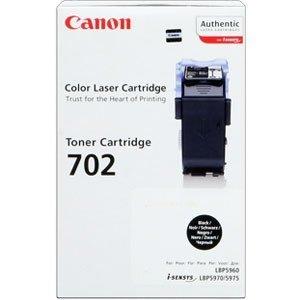 Canon oryginalny toner CRG702. black. 10000s. 9645A004. Canon LBP-5960 9645A004