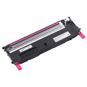 Dell oryginalny toner 593-10495. magenta. 1000s. D593. Dell 1235CN 593-10495