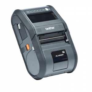 Brother drukarka etykiet RJ-3150/Mobile label/receipt printer RJ3150Z1