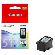 Canon oryginalny wkład atramentowy / tusz CL513. color. 350s. 13ml. 2971B004. 2971B009. blistr z ochroną. Canon MP240. MP260 2971B009