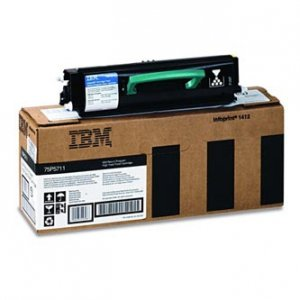 IBM oryginalny toner 75P5711. black. 6000s. IBM Infoprint 1412. 1512 75P5711
