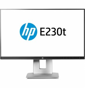 HP Monitor EliteDisplay E230t 23'' Touch W2Z50AA#ABB
