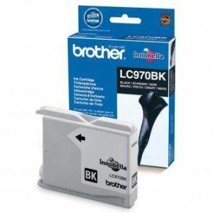Brother oryginalny wkład atramentowy / tusz LC-970BK. black. 350s. Brother DCP-135C. 150C. MFC-235C. 260C LC970BK