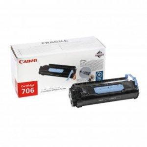 Canon oryginalny toner CRG706. black. 5000s. 0264B002. Canon MF-6500 0264B002