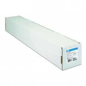 Papier do plotera HP 1524/61m/Universal Instant-dry Semi-gloss Photo Paper. 1524mmx61m. 60. Q8757A. 190 g/m2. foto papier. półpołysk. biały. do dru Q8757A
