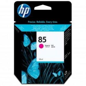 HP oryginalny wkład atramentowy / tusz C9426A. No.85. magenta. 28ml. HP DesignJet 30. N. GP. DesignJet 130. NR. GP C9426A