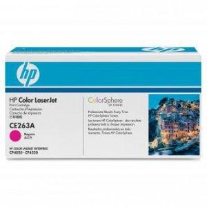 HP oryginalny toner CE263A. magenta. 11000s. 648A. HP Color LaserJet CP4025. CP4525 CE263A