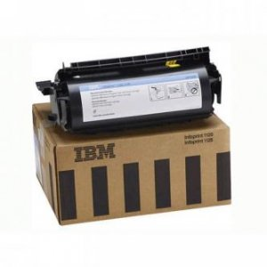 IBM oryginalny toner 28P2494. black. 20000s. return. IBM Infoprint 1120. 1225 28P2494