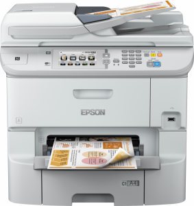 MFP WF-6590DWF A4/4-ink/fax/WLAN/LDAP/PCL6+PS3 C11CD49301