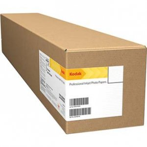 Papier do plotera Kodak Professional Inkjet Photo paper. Metallic. KPRO24MTL. 255 g/m2. papier. biały. do drukarek atramentowych. rolka KPRO24MTL