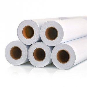 Płótno bawełniane, błyszczące 914mm, 18m, 360g/m2 IPB914/18/360B