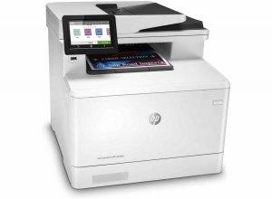 HP Urządzenie wielofunkcyjne I Color LaserJet Pro MFP M479fdw W1A80A#B19