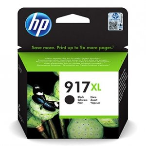 HP oryginalny ink 3YL85AE#301, HP 917XL, black, blistr, 1500s, extra high capacity, HP Officejet 8012, 8013, 8014, 8015 Officejet 3YL85AE#301