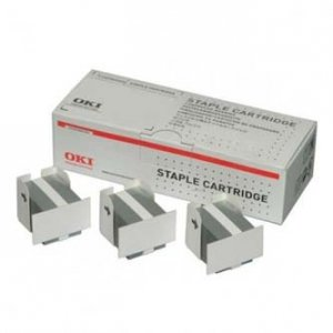 OKI oryginalny staple cartridge 45513301. 2x1500. OKI MC760. 770. 780 45513301