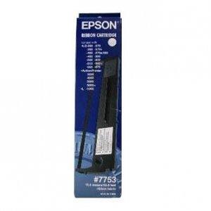Epson oryginalna taśma do drukarki. C13S015337. czarna. Epson LQ 590 C13S015337