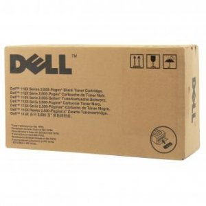 Dell oryginalny toner 593-10961. black. 2500s. 2MMJP. Dell 1130 593-10961