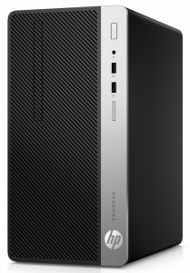Komputer ProDesk 400MT G5 i5-8500 500/4GB/DVD/W10P 4CZ57EA 4CZ57EA