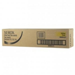 Xerox oryginalny toner 006R01271. yellow. 7000s. Xerox WorkCentre 7132. 7232. 7242 006R01271