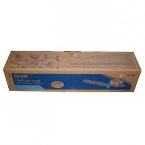 Epson oryginalny toner C13S050476. cyan. 14000s. Epson AcuLaser C9200 C13S050476