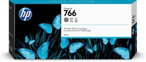 HP Atrament 766 300-ml Gray Ink Crtg P2V93A