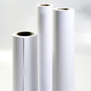 Powlekany papier w roli do plotera, 1067mm x 30m, 120g PPP1067x30/120