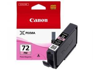 Canon oryginalny wkład atramentowy / tusz PGI72PM. photo magenta. 14ml. 6408B001. Canon Pixma PRO-10 6408B001