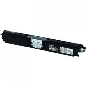 Epson oryginalny toner C13S050557. black. 2700s. return. Epson AcuLaser C1600. CX16 C13S050557