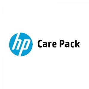 HP Usługa serwisowa eCarePack 4y Nbd+DMR Clr PgWd Ent586M U9CY5E
