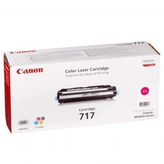Canon oryginalny toner CRG717. magenta. 4000s. 2576B002. Canon MF-8450 2576B002