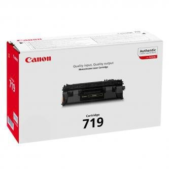 Canon oryginalny toner CRG719. black. 2100s. 3479B002. Canon i-SENSYS LBP-6300dn. 6650dn. MF-5840dn 3479B002