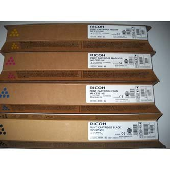 Ricoh oryginalny toner 841504. black. 10000s. 841587. Ricoh MPC2551. 2551SP. 2031. 2051. 2531