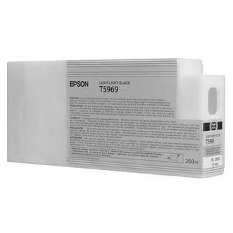 Epson oryginalny wkład atramentowy / tusz C13T596900. light light black. 350ml. Epson Stylus Pro 7900. 9900 C13T596900