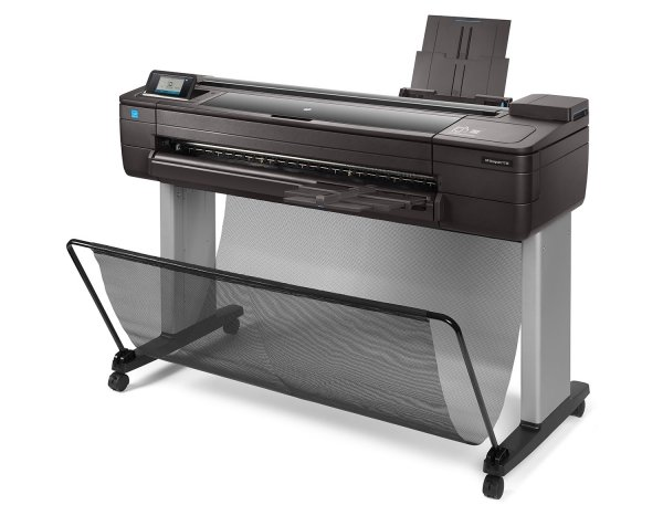 Ploter A0 do CAD HP Designjet T730 [F9A29A] [F9A29D]
