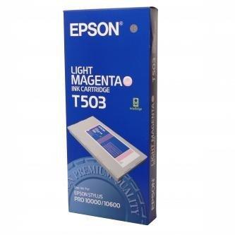 Epson oryginalny wkład atramentowy / tusz C13T503011. light magenta. 500ml. Epson Stylus Pro 10000 C13T503011