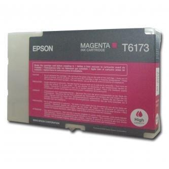 Epson oryginalny wkład atramentowy / tusz C13T617300. magenta. 100ml. high capacity. Epson B500. B500DN C13T617300